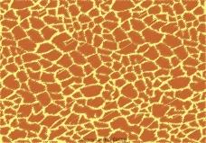 长颈鹿打印模式矢量