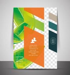 绿色环保背景设计矢量素材