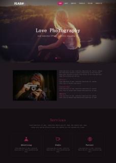 闪光摄影网站
