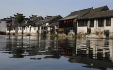 美丽的吴江古镇风景图片