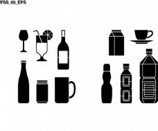 饮食矢量图