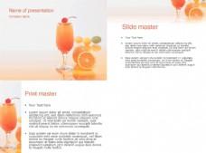 橙汁 饮品
