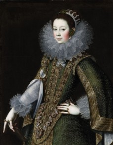 珍妮德萨利纳斯画像