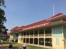 华欣泰王行宫景观