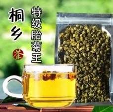 胎菊菊花茶