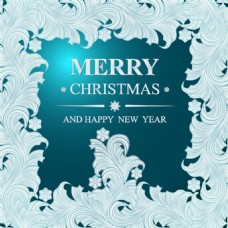 精美圣诞节边框设计矢量素材