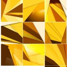 几何背景设计矢量素材