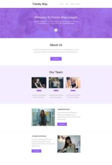 女性主题网站
