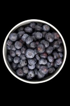 新鲜蓝莓图片