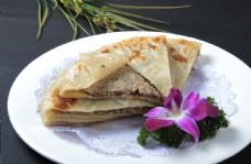 香河肉饼图片