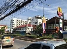 华欣市区街景
