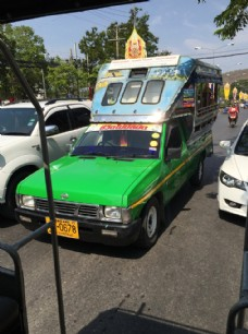 泰国双条车
