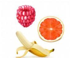桑葚 紅心橙 香蕉