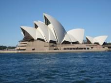 美丽的悉尼歌剧院图片