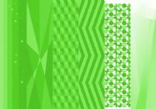 免费绿色背景矢量# 2