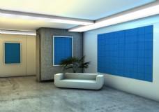 室内设计 广告贴图 模板 智能样机 素材