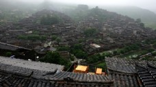贵州西江千户苗寨风景