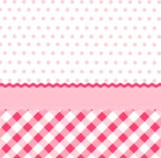 可爱的粉红色背景图案