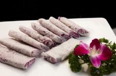紫薯卷图片