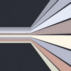 向量背景角度元矢量图案