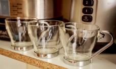 透明玻璃杯图片