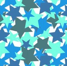 星星 印花 图案