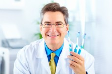 牙齿与牙科工具