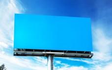 戶外廣告牌展示