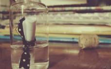 可爱的小瓶子