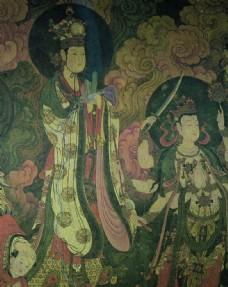 法海寺壁画洛神
