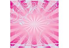 免费的粉红色漩涡背景