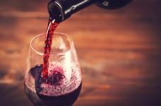 红酒 背景图