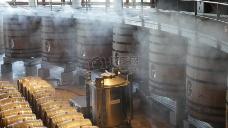 生产葡萄酒的木桶