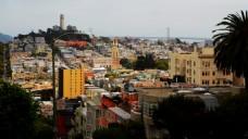 美国旧金山金门