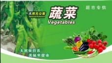 天然无公害蔬菜名片