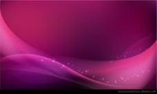 免费抽象紫色粉色背景矢量图
