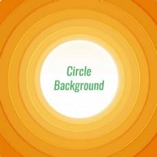 圈背景自由向量