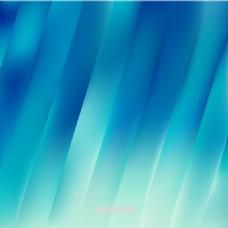 抽象绿蓝条纹背景