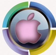3D立体标志  iphone