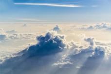 云层高清图片