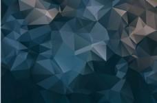 点光低多边形矢量素材