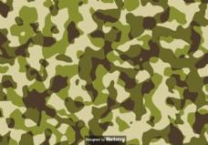 矢量军事迷彩图案