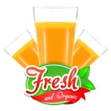 新鲜的果汁图片