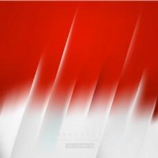 中文摘要红白条纹背景设计