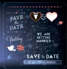 结婚典礼贺卡
