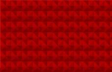 红色格子背景图片