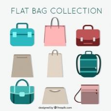 包装袋在平面设计中的收藏