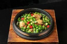 石锅鸡中翅图片