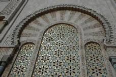 美丽的拱形门