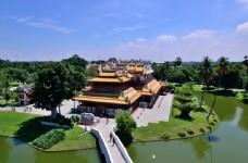 泰国邦芭茵夏宫风景
